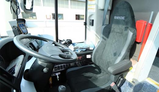 ガンバ大阪バス