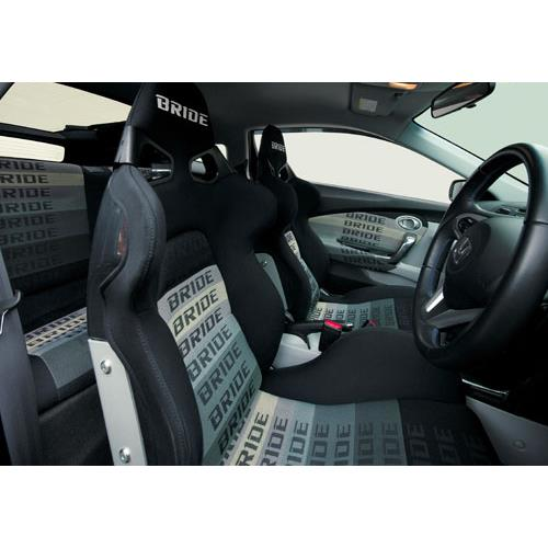 Sport interior and rear seat t re-covering