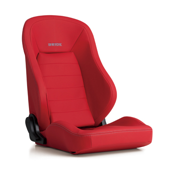 EUROSTERII SPORTE Red leather LE