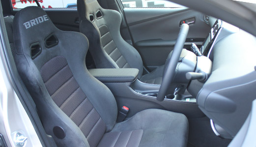 A comfort reclining sport seat[adjustable sport seat] which is optimal for long drives featuring an array of color variations high-class faux suede fabric ... & BRIDEu0027s Sport Seats lineup for every type of driver islam-shia.org
